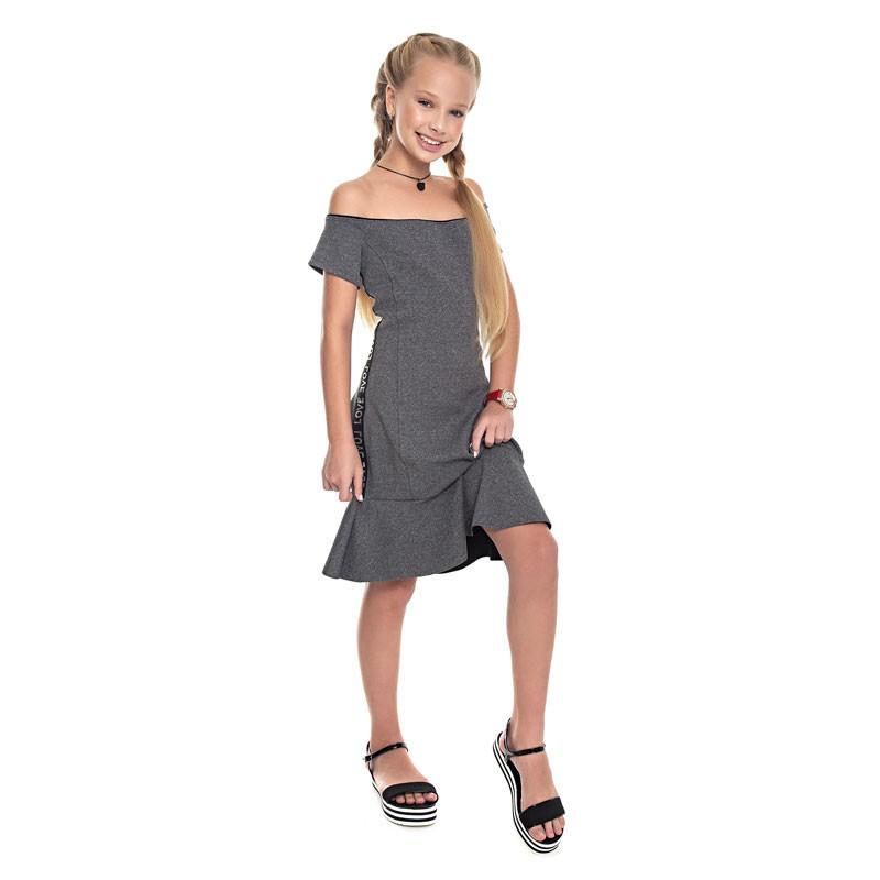 Vestido Juvenil Menina Ciganinha Mescla