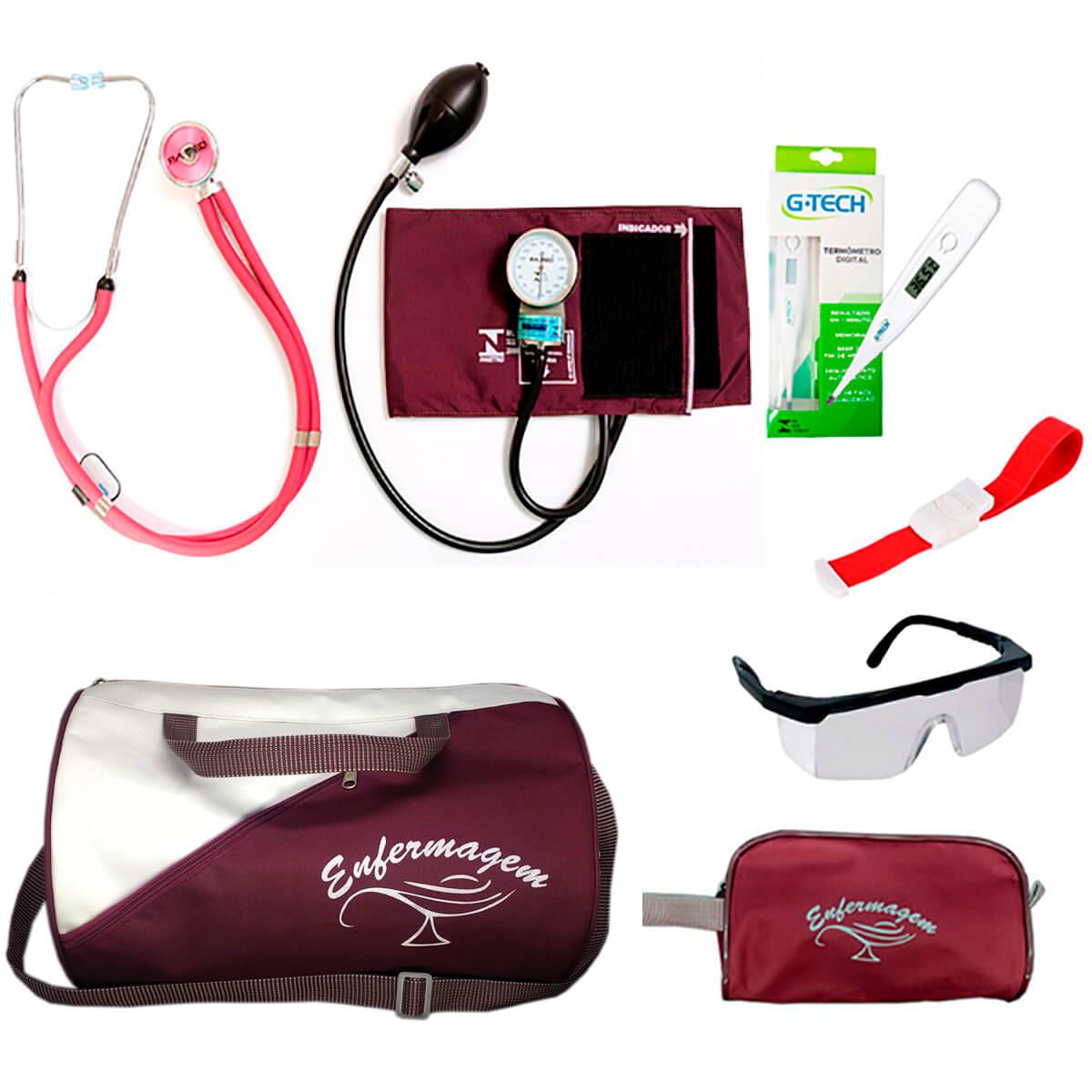 Kit Academico de Enfermagem Broonell - P.A.med