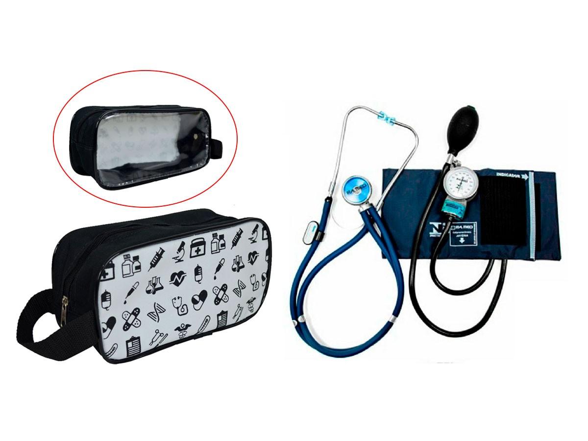 Kit de Enfermagem PAMED com Necessaire