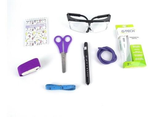 Kit De Material De Bolso Para Enfermagem