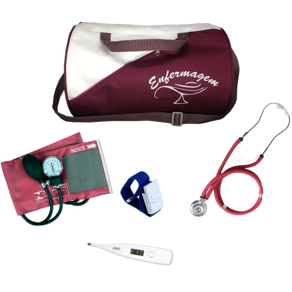 Kit para Enfermagem Completo - Mod.02
