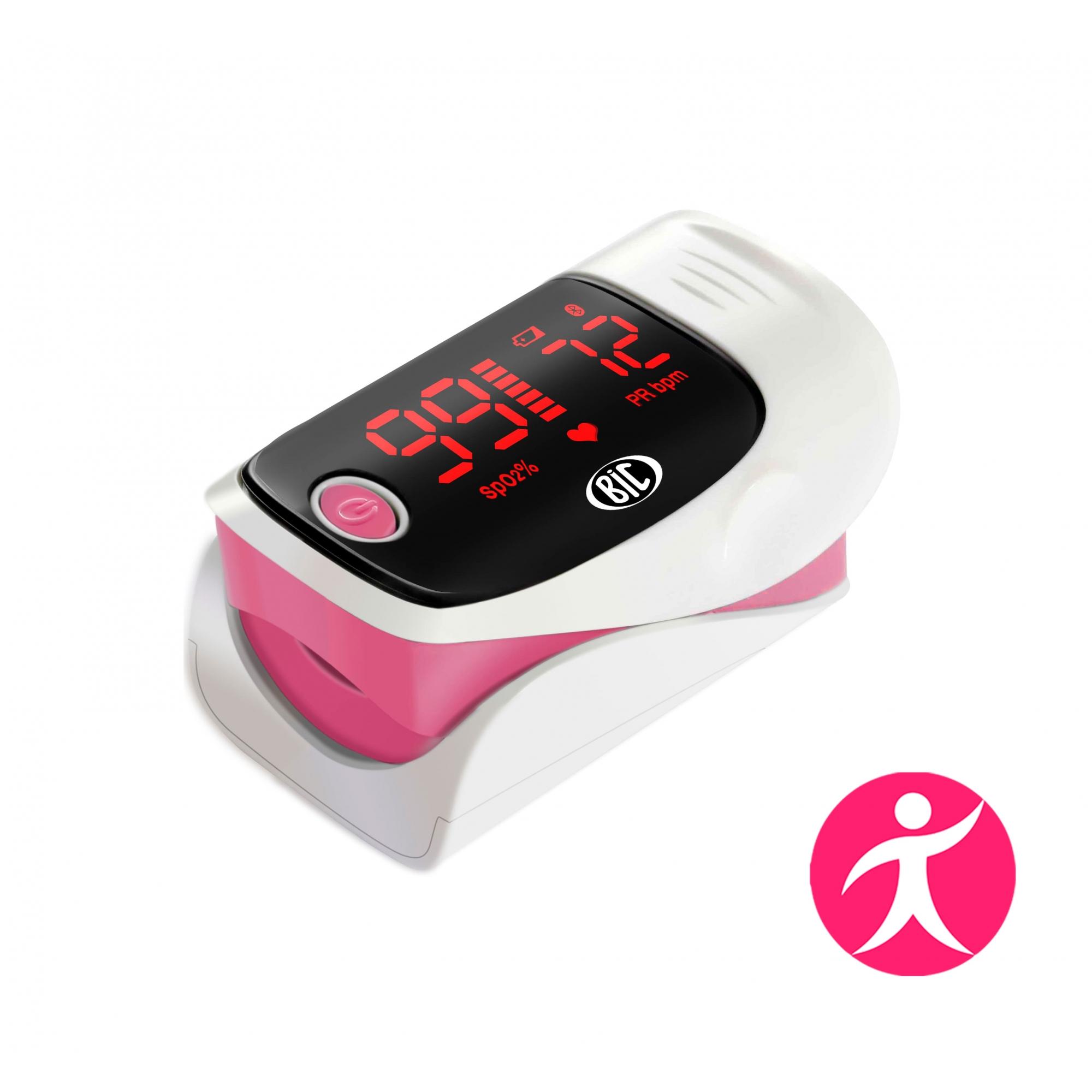 Oximetro de Pulso para dedo portatil Bic