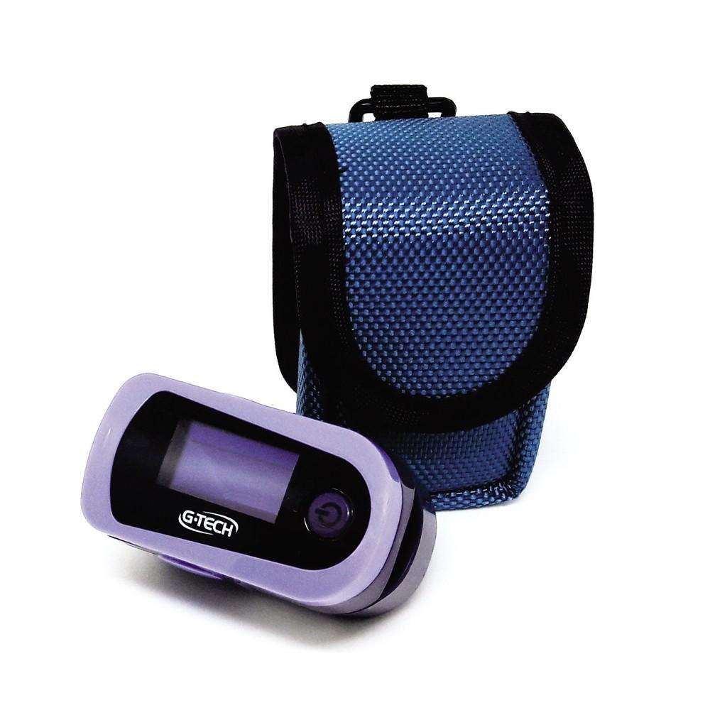 Oximetro de Pulso portátil G-Tech modelo Oled Grap