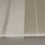 Cortina Pratika Sorrento 4,20x2,70m Nude- Bella Janela