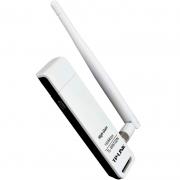 Adaptador Usb Wireless Tp-Link Tl-Wn722n 150mbps - Alta Potencia