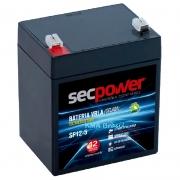 Bateria Para Nobreak Secpower 12v 5ah 3002