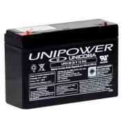 Bateria Para Nobreak Unipower 12v 18 Ah M5 (Up1280)Ot