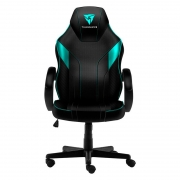 Cadeira Gamer Thunderx3 Ec1 Preta/Cyano