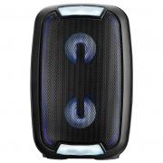 Caixa De Som Amplificada Bluetooth Multilaser 200w Mini Torre Party Tws Led - SP336