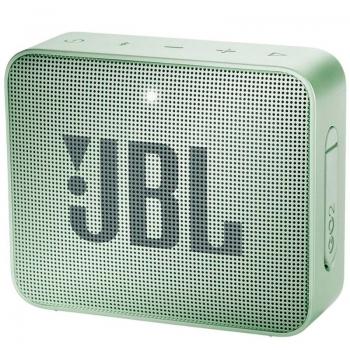 Caixa de Som Bluetooth JBL GO2 Mint Prova D'agua