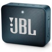 Caixa de Som Bluetooth JBL GO2 Navy Prova D'agua
