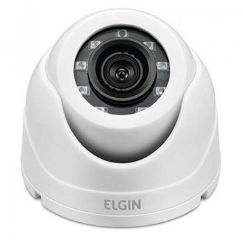 Câmera De Vigilância 4 Em 1 Elgin T2 Mini Dome 720p Ir 15mt Lente 2.8mm - 42c41imt2m00