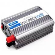 Carregador Inversor 12v Para 110v Veicular 500w Knup Kp-507 Saida Ac E Usb