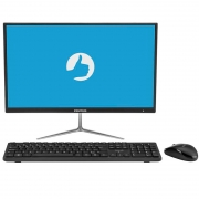 Computador All In One Positivo Master A1120 Celeron 4gb 500gb 21,5