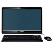 Computador All In One Positivo Master U3100 21.5 Pol Core I3-7100u 4gb 1tb Win10 Trial Pn 1701520