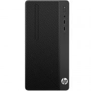 Computador Desktop Hp Amd A6-9500 4gb Ssd 128gb Teclado Mouse Free Dos 5cl91la#Ac