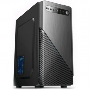 Computador Desktop True Data Core I3-2100 3.1ghz 4gb Ssd 120gb Win10 Trial