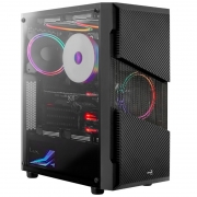 Computador Gamer True Data I3-9100f 3.6ghz DDR4 8gb Ssd 120gb HD 1tb Gtx1050ti Fonte 500W  Win10 Trial