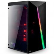 Computador Gamer True Data Pentium G5420 3.8ghz DDR4 8gb Ssd 120gb HD 1tb Gtx750ti 2Gb Fonte 500w  Win10 Trial