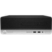 Computador Hp 400g4pdes Core I3-7100 4gb 500gb Win10 Pro Gabinete Slim Baixo Consumo De Energia Pn 2se06la#Ac4