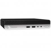 Computador Hp Prodesk 400 G5 Dm Core I3-9100t 4gb 500gb Win10 Pro Teclado E Mouse - 9ea80la#Ac4