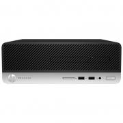 Computador Hp Prodesk 400 G5 Sff Core I5-8500 8gb 500gb Win10 Pro 5jf18la#Ac4 - Teclado E Mouse
