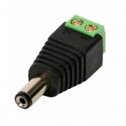 Conector P4 Macho Com Borne Intelbras