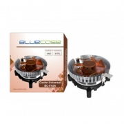 Cooler Universal Para Processador Intel E Amd Bluecase Bc-01ua - Aluminio