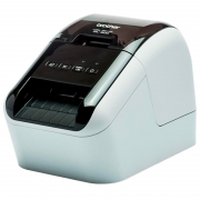 Etiquetadora Impressora De Etiquetas Termica Brother QL 800