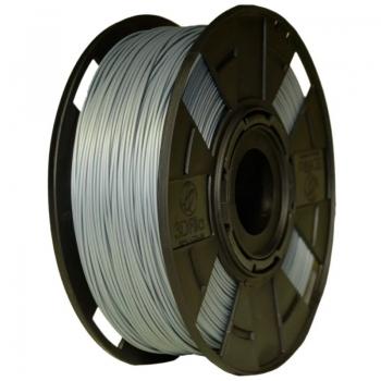 Filamento Para Impressora 3D Pla Perolado Prata 0,5Kg Flashforge - 30011
