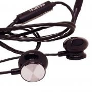 Fone De Ouvido C/Microfone Lelong Le-0209 Preto