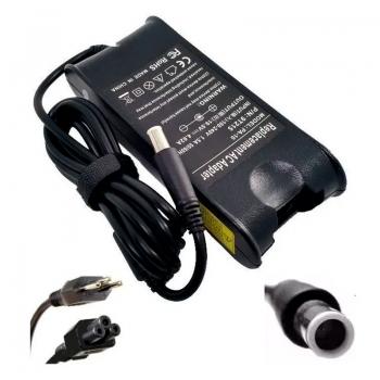 Fonte Para Notebook Dell Latitude Series  90w 19.5v 4.62a - Conector 7.4mm