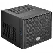 Gabinete Cubo Cooler Master Mini-ITX Elite 110 Preto - RC-110-KKN2