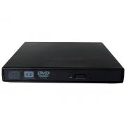 Gravador De Dvd Externo Slim 2.5