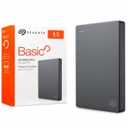 Hd Externo 2.5 Pols 1tb Seagate Basic Usb 3.0 - STJL1000400