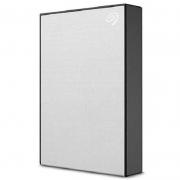 Hd Seagate Externo Portátil Backup Plus Portable 4tb Usb 3.0 Prata - Sthp4000401