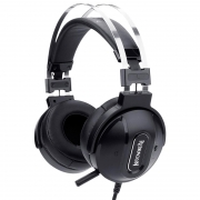 Headset Gamer Redragon Ladon 7.1 USB Preto - H990