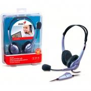 Headset Genius Hs-04s Plug P2 31710156101