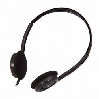 Headset Genius Hs-M200c Slim Preto Plug P3 31710151103