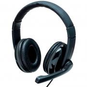 Headset Multilaser Pro Preto USB - PH317