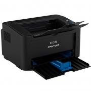 Impressora Laser Mono Elgin (Lexmark) P2500w - Wifi Preta