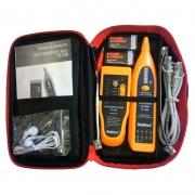 Kit Localizador E Testador De Cabos De Rede Exbom Fepro-Tc300