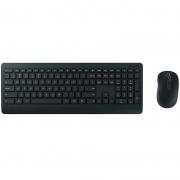 Kit Teclado E Mouse Sem Fio Microsoft 900 Pt300005