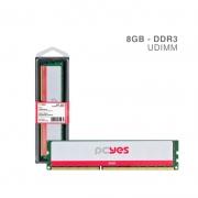 Memoria Ddr3 8gb 1333Mhz PCYes PM081333D3