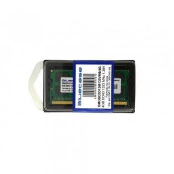 Memoria Para Notebook Ddr3 4gb 1333Mhz Bluecase BMKSO3D13M15VN9/4g