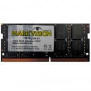 Memória Para Notebook Ddr4 16gb 2666 Mhz Markvision Mvd416384mld-26 Low Voltage