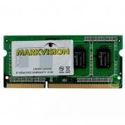 Memória Para Notebook Ddr4 4gb 2400mhz Markvision Mvd44096msd-24lv