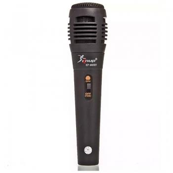Microfone Com Fio Knup Kp-M0001