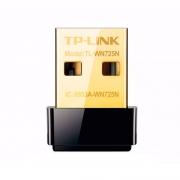 Mini Adaptador Wireless TP-Link N USB 150 Mbps - TL-WN725N