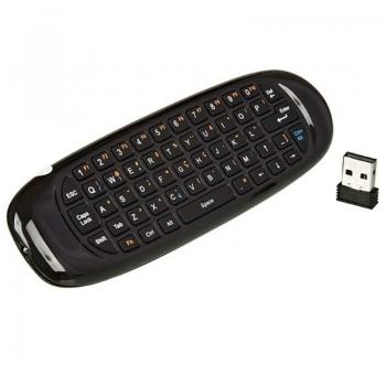 Mini Teclado Air Mouse Sem Fio Smartv Knup Kp-2042